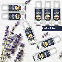Load image into Gallery viewer, Herbal Pocket Sanitizer Pack of 10 (100ML / Bottle)