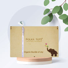 Load image into Gallery viewer, New Born Baby Premium Organic Wooden Gift Box  (Any Mix Designs/Colour/Prints )