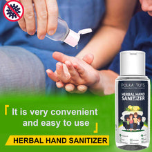 Load image into Gallery viewer, Herbal Pocket Sanitizer Pack of 1 (100 ML)