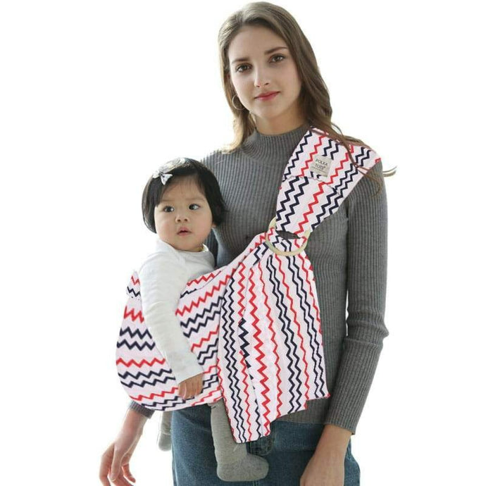 Baby Ring Sling Carrier Wrap Zic Zac