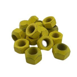 "KRC Yellow Lug Nuts 5/8""-18"