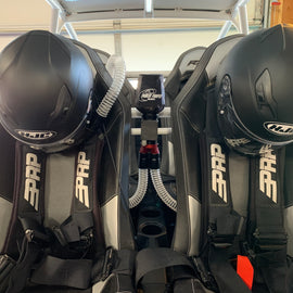 2 Seat Xtreme Air (W/Wired Helmets) Parker Pumper System