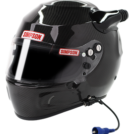 Simpson SA2020 Carbon Desert Devil Racing Helmet