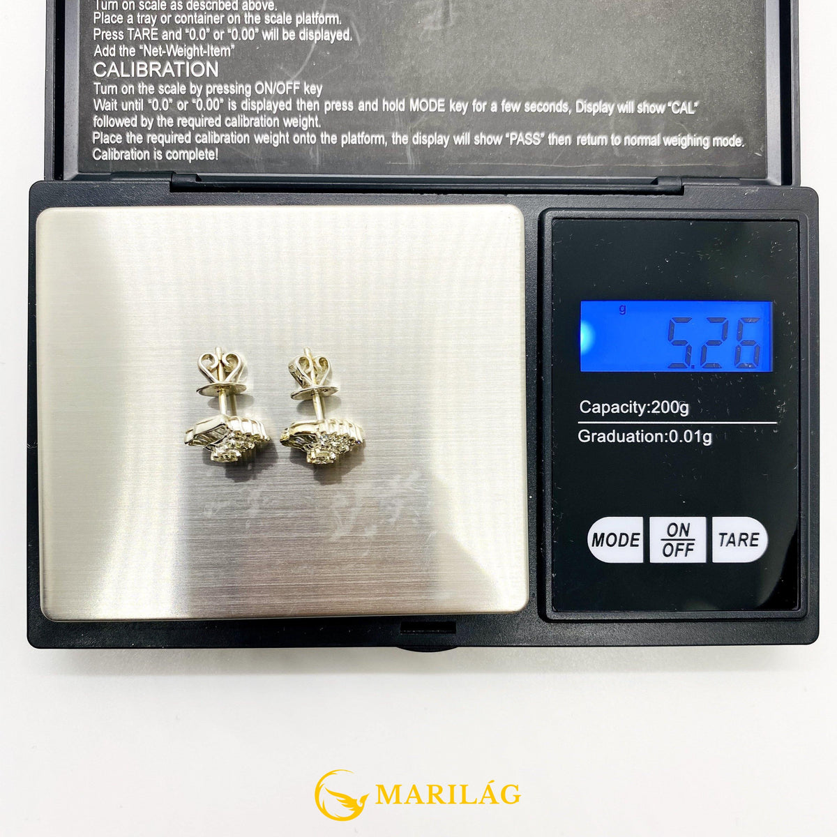PAG-IBIG Earrings - Marilág Estate Jewelry
