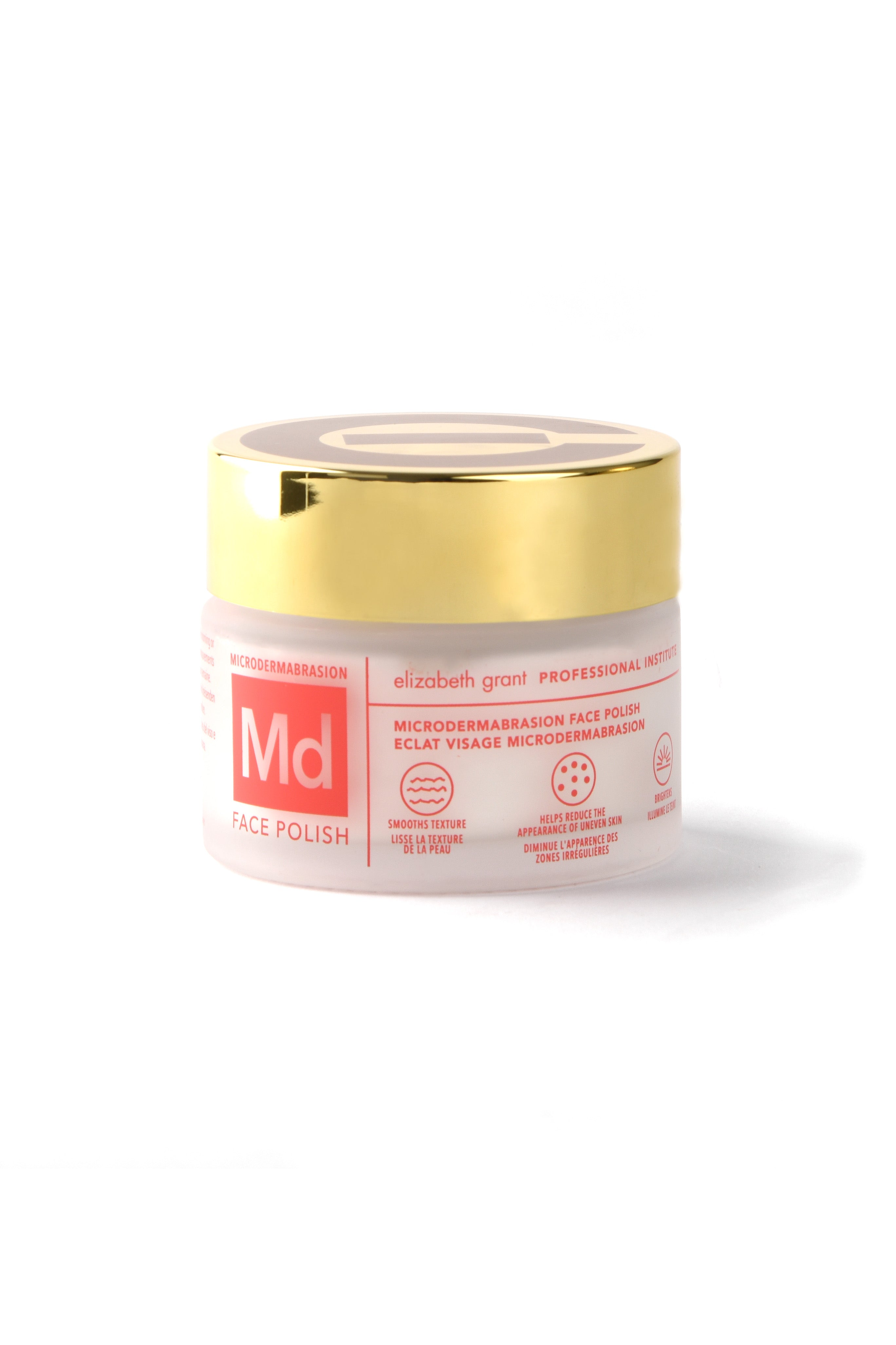 Professional Institute Microdermabrasion Face Polish