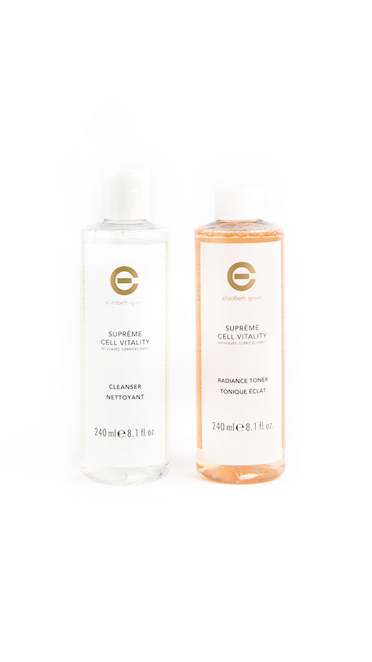 Sensitive Skin Cleansing Duo (Value $66)