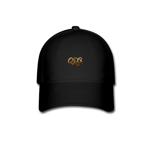 "Qronation ""Debut Gold"" Baseball Cap - black"