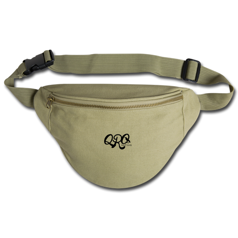 "Qronation ""Clean or Cream"" Waist bag - khaki"