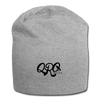 "Qronation ""Clean or Cream"" Beanie - heather gray"