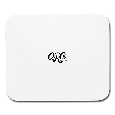 "Qronation ""Clean or Cream"" Horizontal Pad - white"