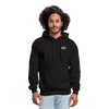 "Qronation Men's ""Freedom K.I.P "" Hoodie - black"