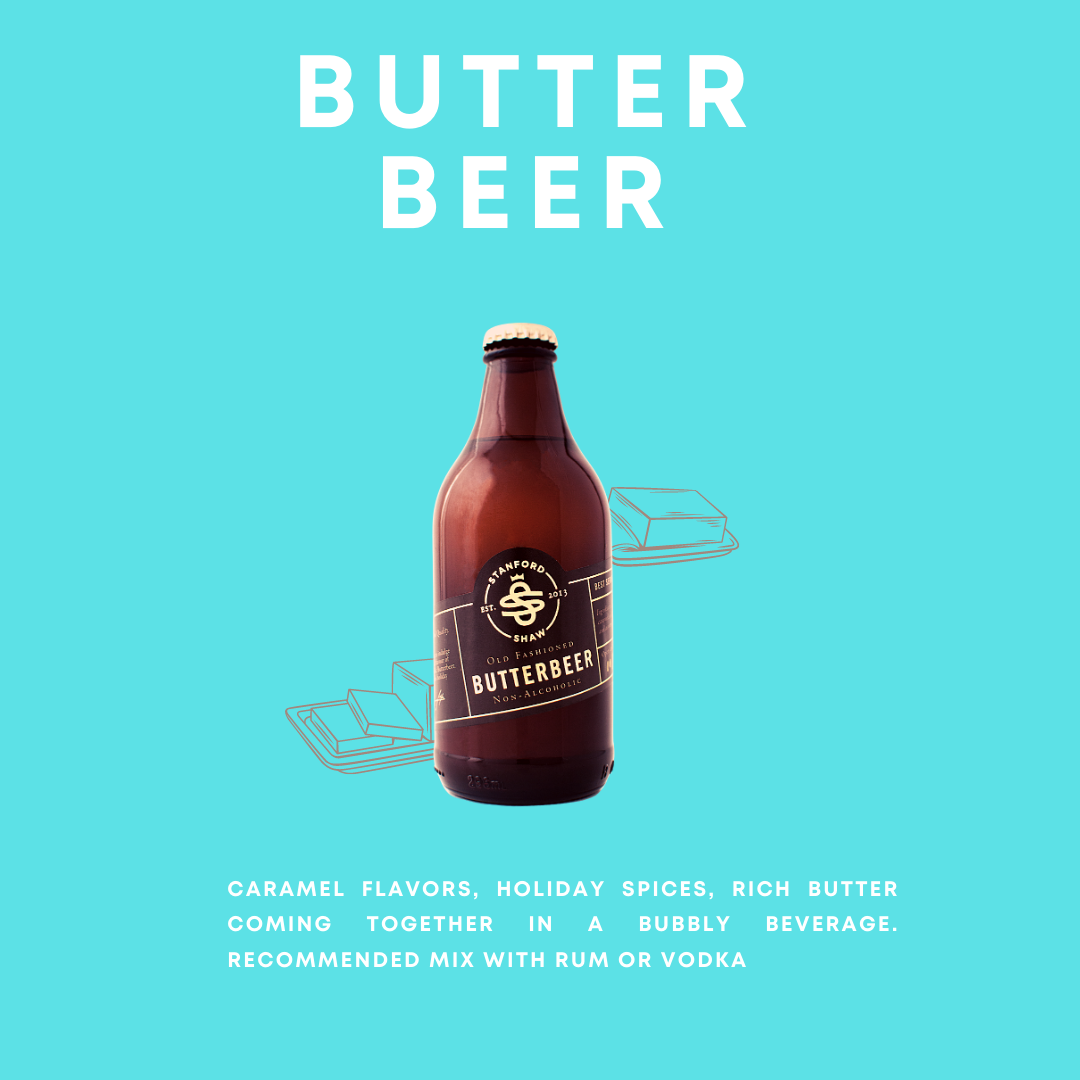 Stanford Shaw Butter Beer | 2L