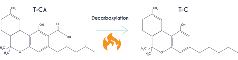 Process of Decarboxylation