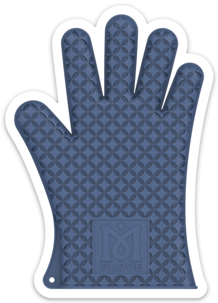The Glove Sticker