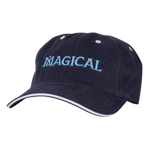 Magical White Low Profile Dad Hat
