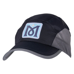 Magical Mesh Panel Running Cap