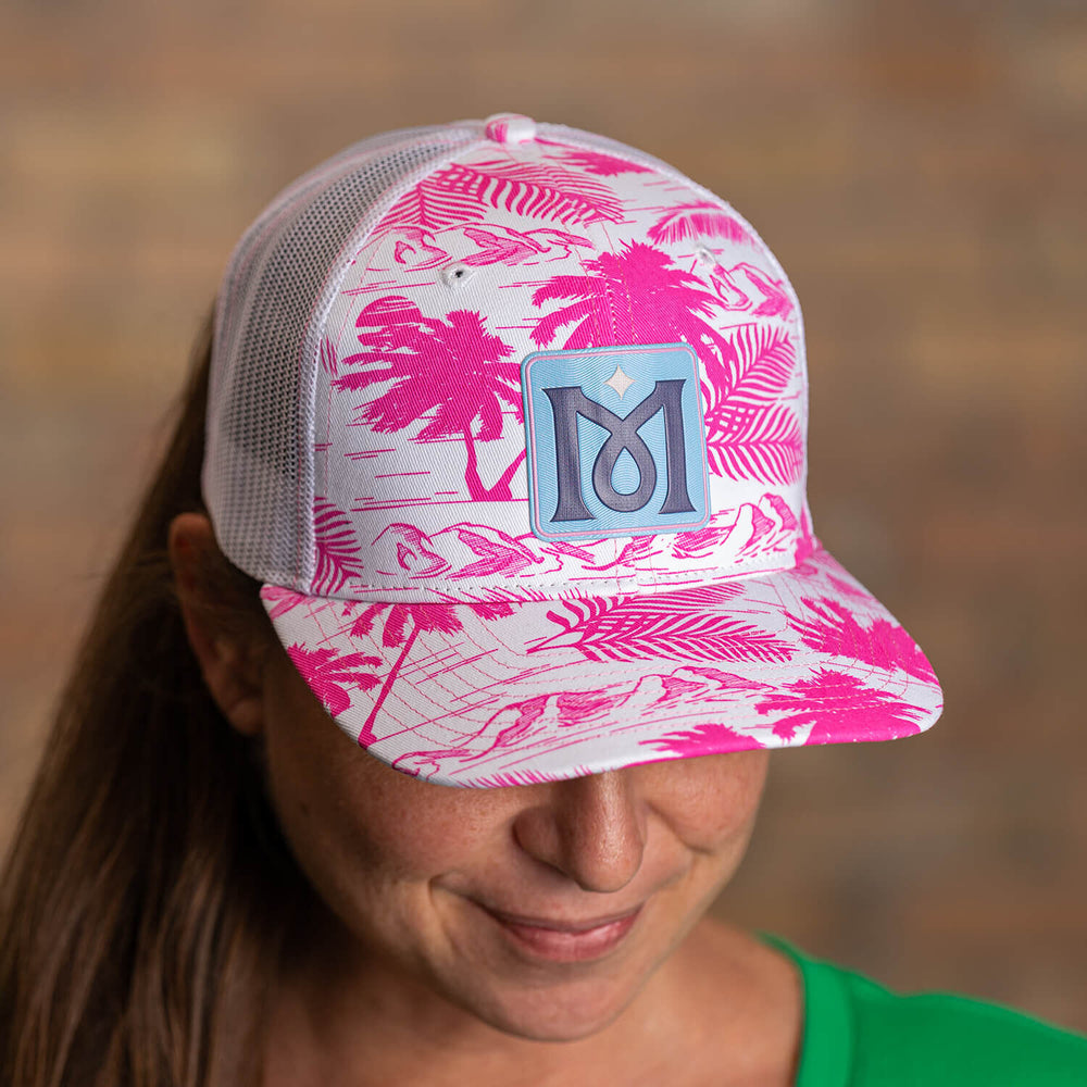 Load image into Gallery viewer, Magical Island Trucker Hat