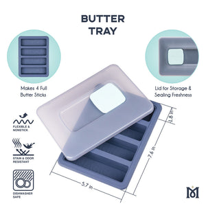 Magical 21UP Butter Tray