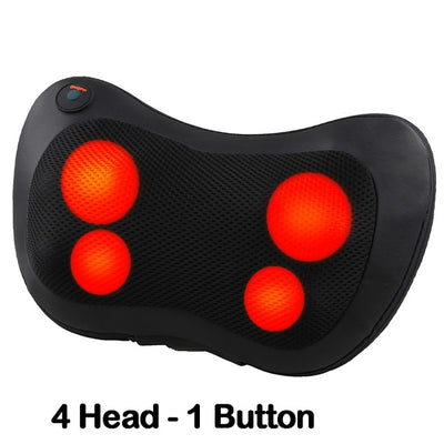 Infrared Shiatsu Therapy Massager