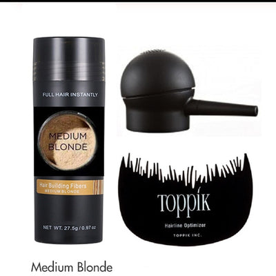 Toppik - Hair Fibers Keratin Spray