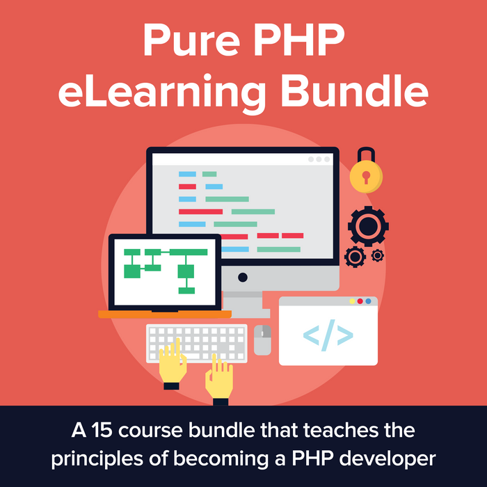 Pure PHP eLearning Bundle
