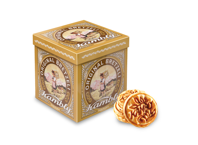 Bretzeli tin gold 250 g