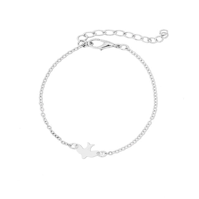 Charm Bangles Opening Adjustable
