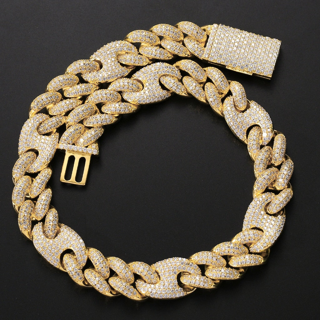 Hip Hop Iced Out Necklace