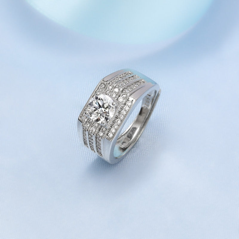 925 Sterling Silver Classic Rings