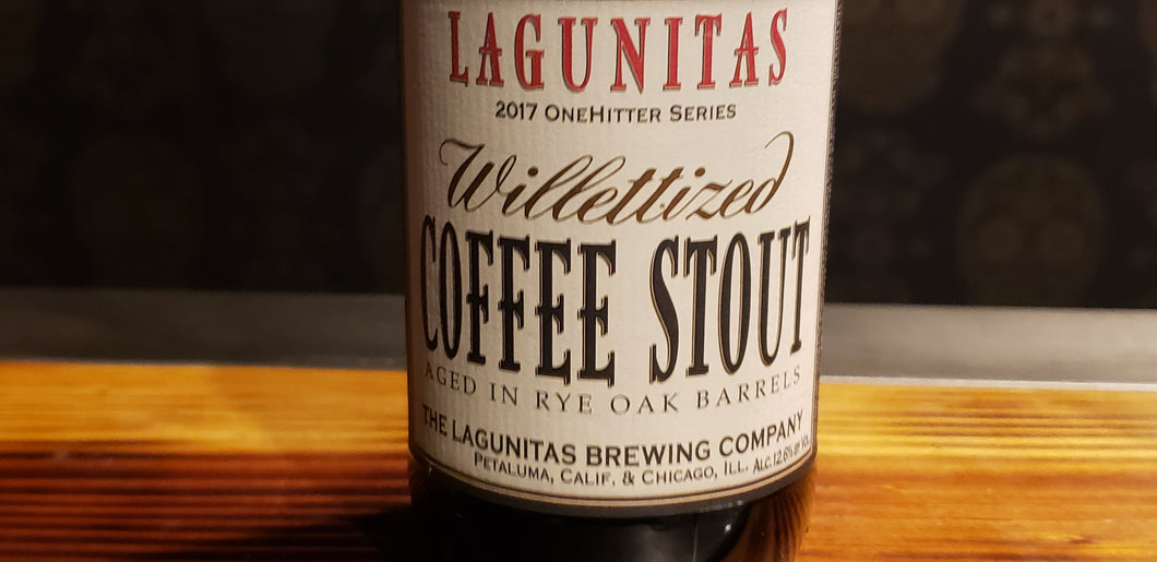 Lagunitas, Willettized Coffee Stout (2017) 12oz