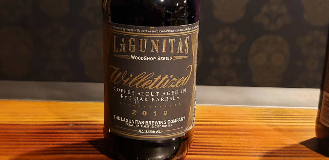 Lagunitas, Willettized Coffee Stout (2019)12oz