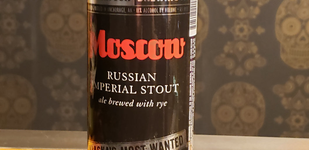 Midnight, Moscow 22oz
