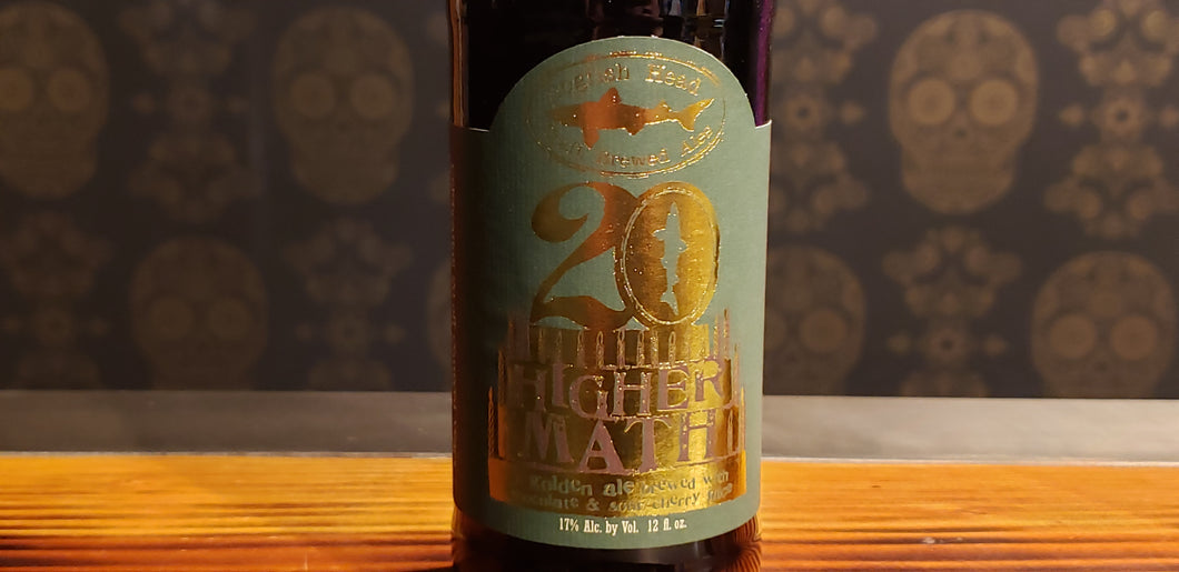 Dogfish Head, Higher Math (2015) 12oz