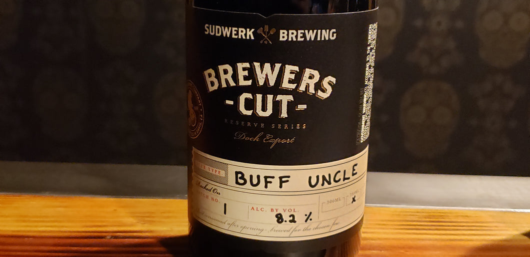 Sudwerk, Buff Uncle (batch 1) 750ml