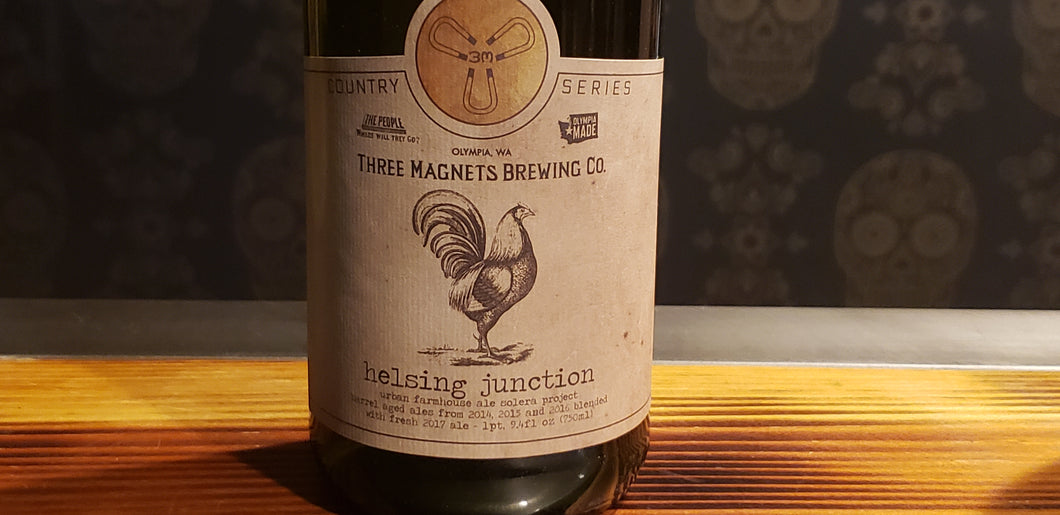 3 Magnets, Helsing Junction (2017) 750ml