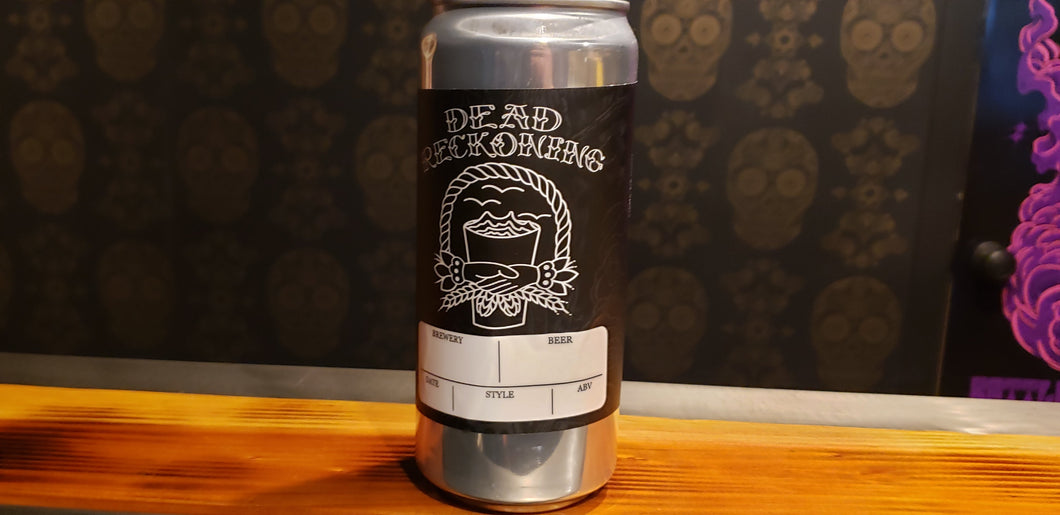 Anchorage Brewing, Bitter Monk 25.4oz