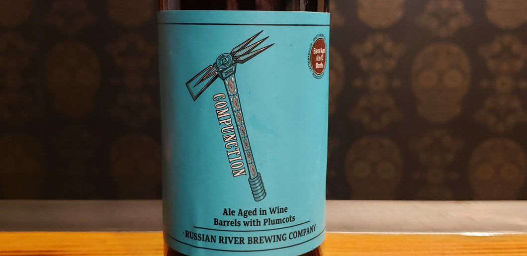 Russian River Brewing, Compunction 12.68oz