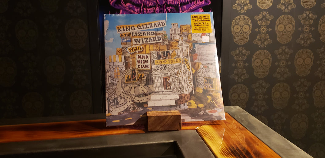 King Gizzard, Sketches Of Brunswick East LP