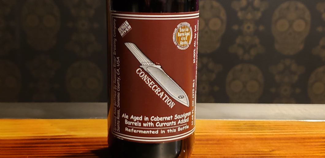 Russian River Brewing, Consecration 375ml