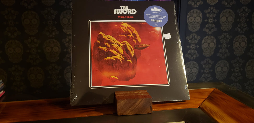 The Sword, Warp Riders (limited space warp color) LP