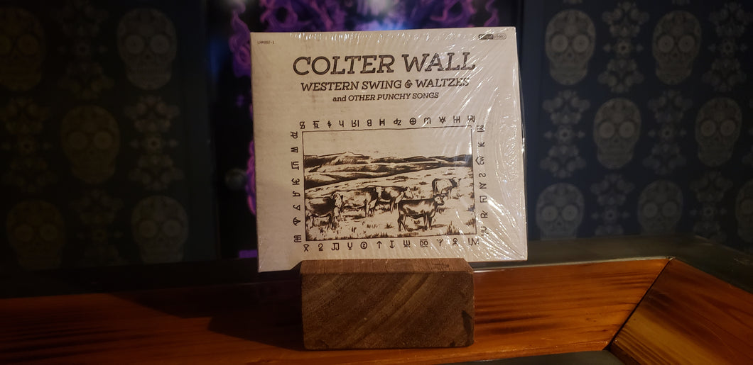 Colter Wall, Western Swing & Waltzes CD