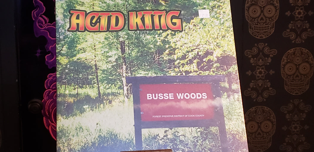 Acid King, Busse Woods LP