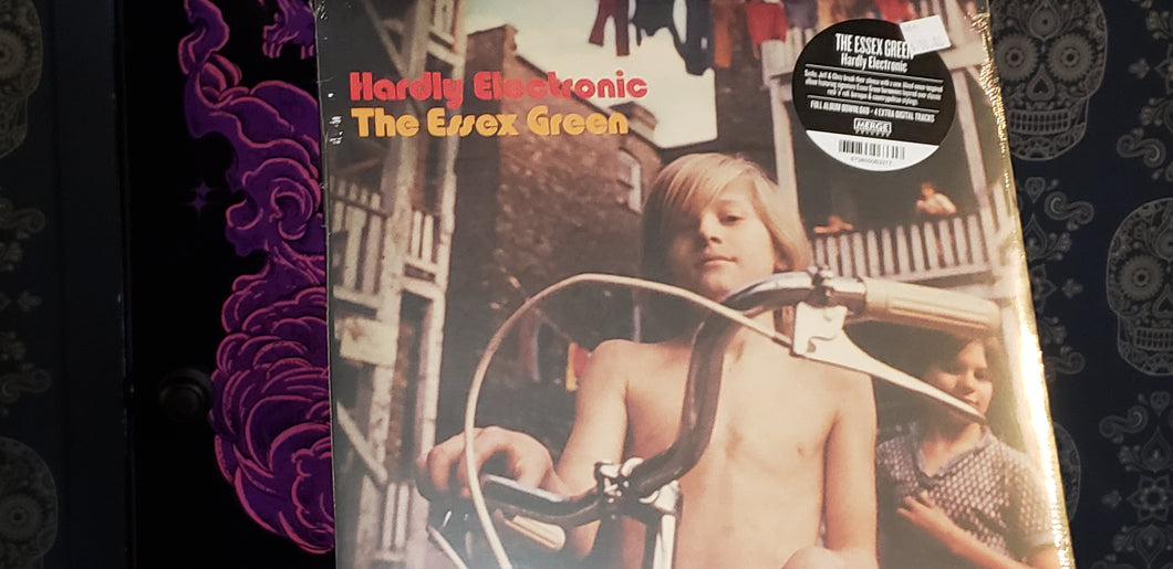 The Essex Green, Hardly Electronic LP