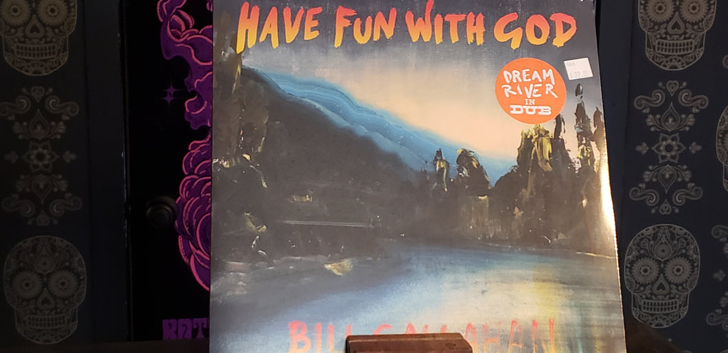 Bill Callahan, Have Fun With God LP
