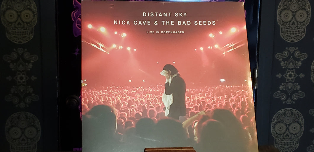 Nick Cave& The Bad Seeds, Distant Sky EP