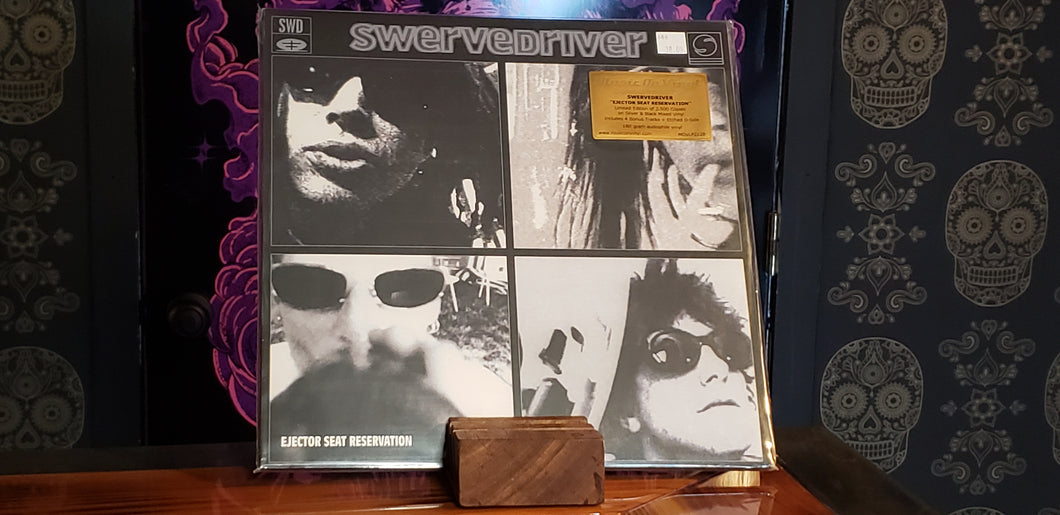 Swervedriver, Ejector Seat Reservation LP