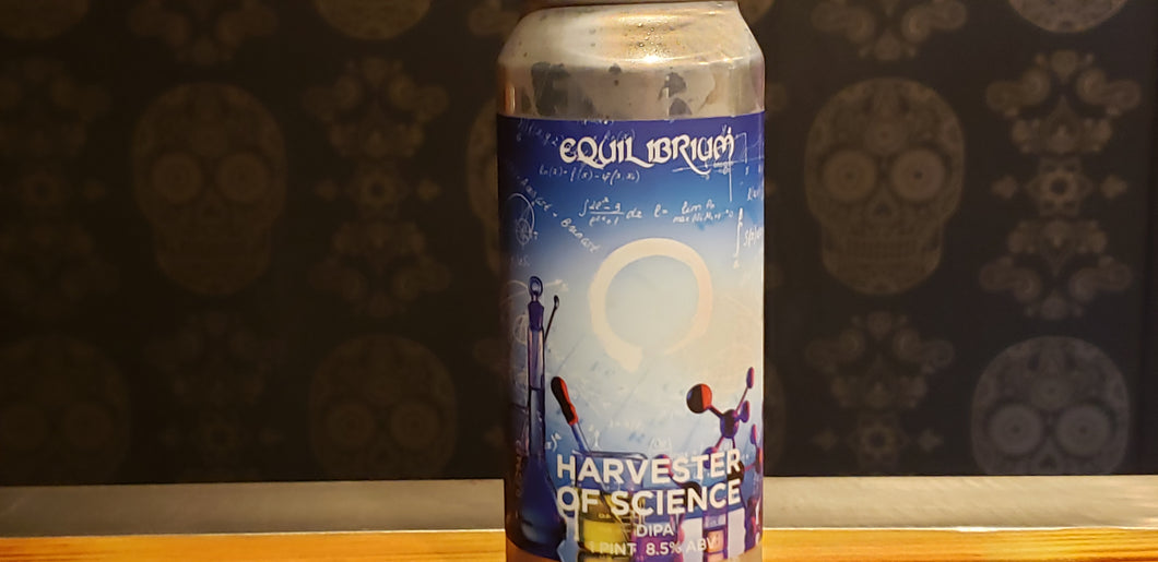 Equilibrium, Harvester Of Science 16oz