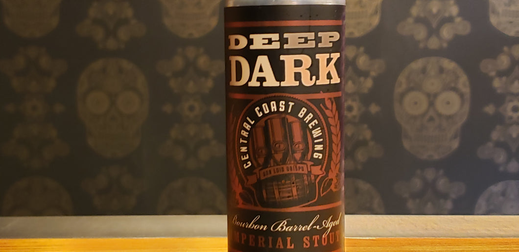 Central Coast Brewing, Deep Dark 8.75