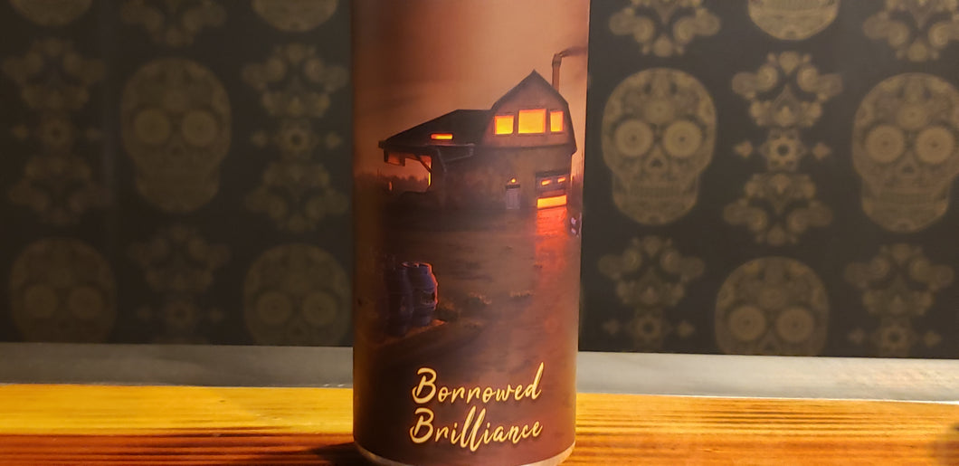 Short Throw Brewing/Timber Ales, Borrowed Brilliance 16oz