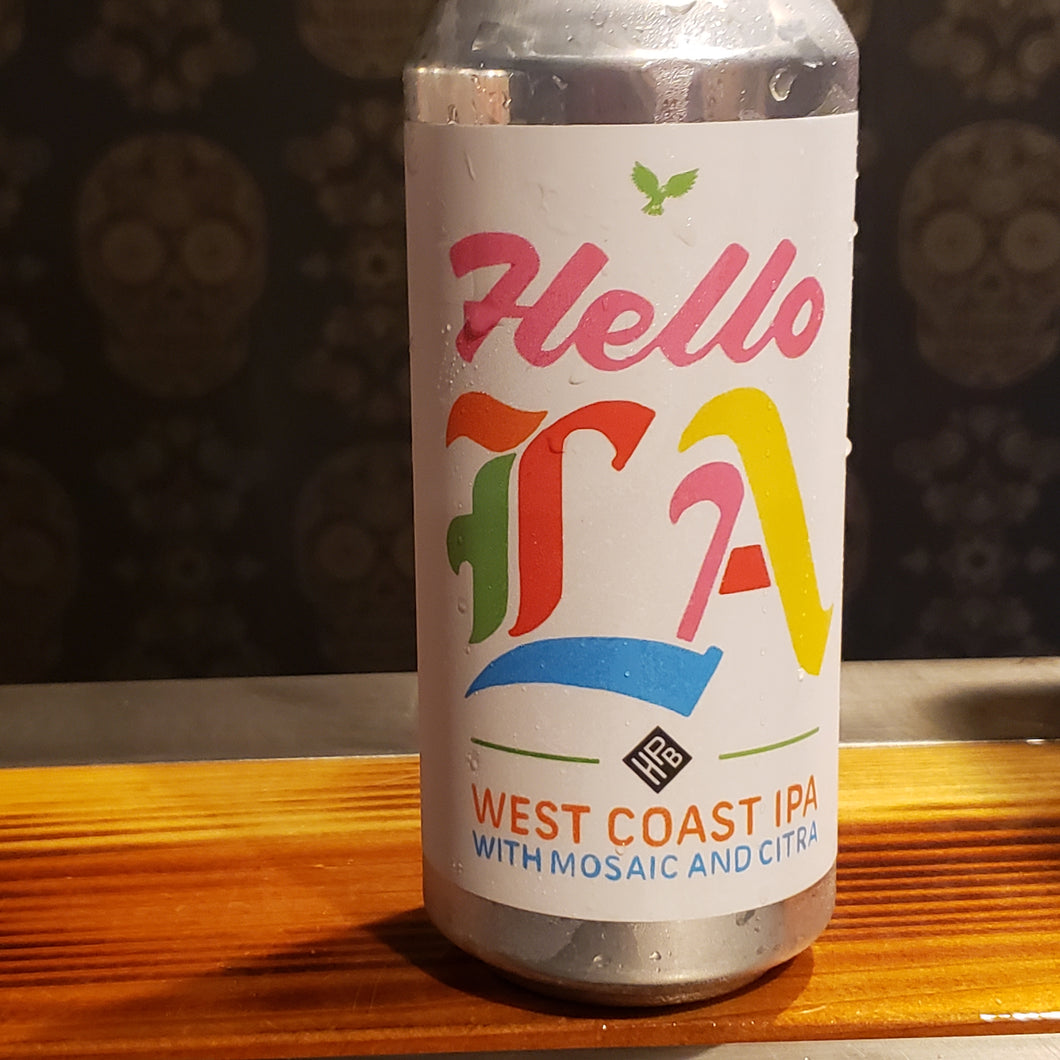 Highland Park Brewing,  Hello LA 16oz